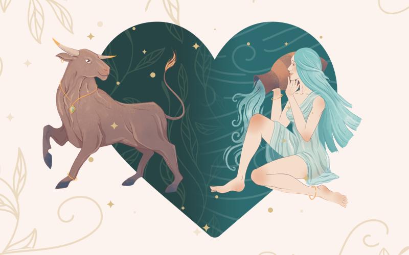 Taurus and Aquarius Match
