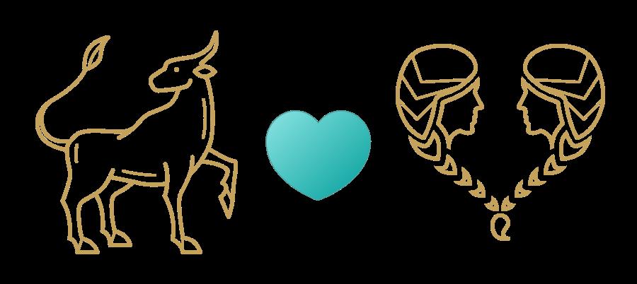 Taurus & Gemini Compatibility