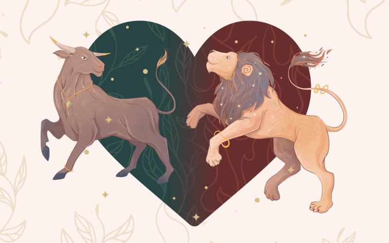 Taurus and Leo Match