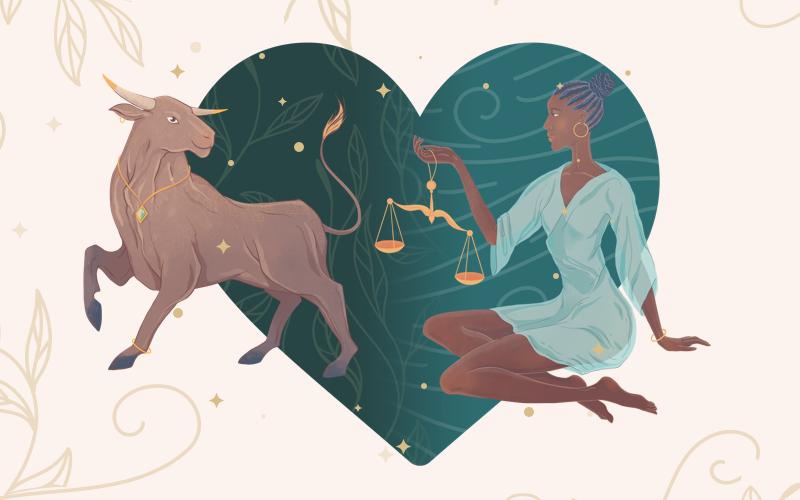 Taurus and Libra Match