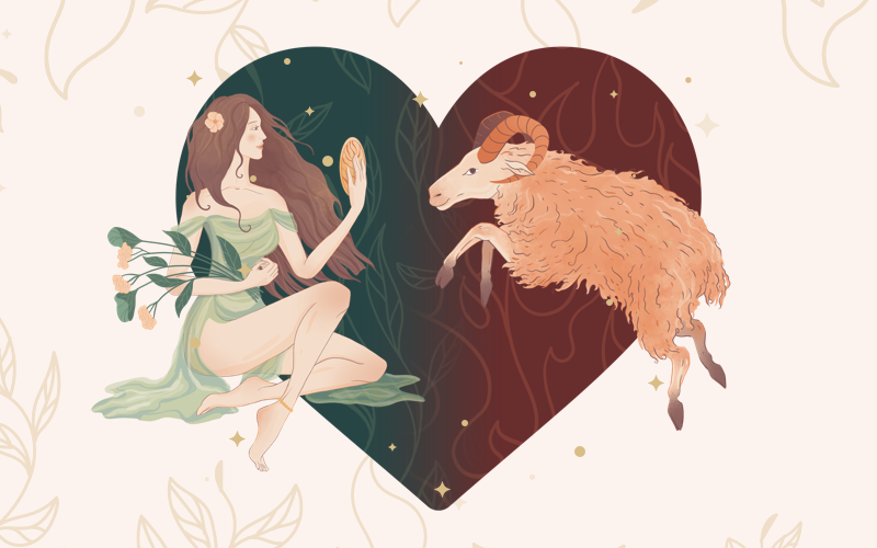 Virgo and Aries Match