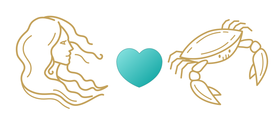 Virgo & Cancer Compatibility