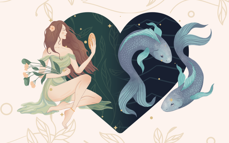 Virgo and Pisces Match