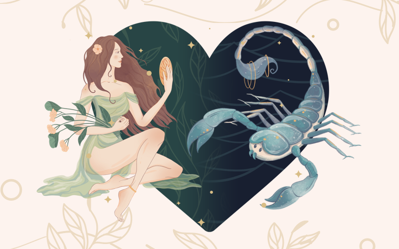 Virgo and Scorpio Match